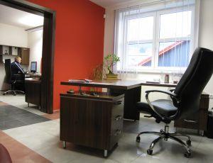 Kancelárske priestory firmy HMK - Považská Teplá